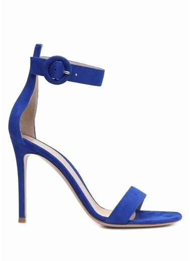 Gianvito Rossi Ayakkabı Mavi